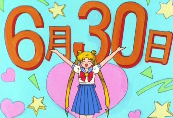 As Mamoru learned, never forget your girlfriend's birthday (ep. 101)