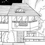 The Manga Tsukino Home
