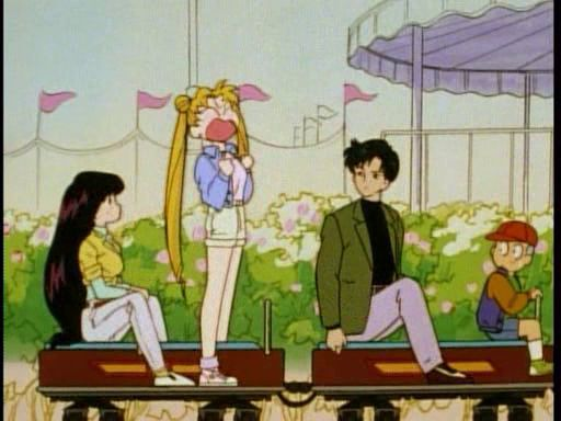 Usagi and Her Trumpeting Stomach (Episode 11; 9m23s)