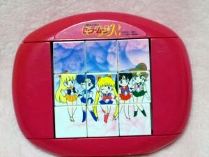 Sailor Moon R Puzzler!
