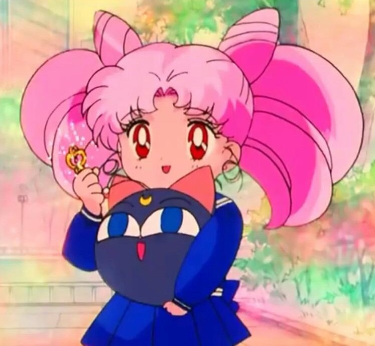 Why Does Chibiusa Have Pink Hair Tuxedo Unmasked