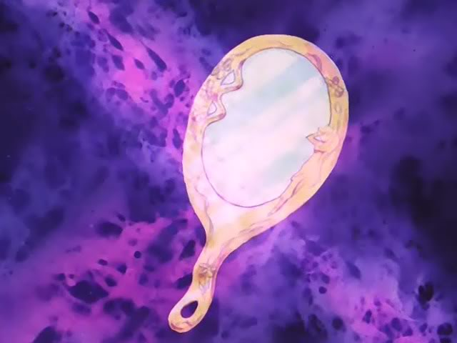 Sailor Neptune's Deep Aqua Mirror (anime)