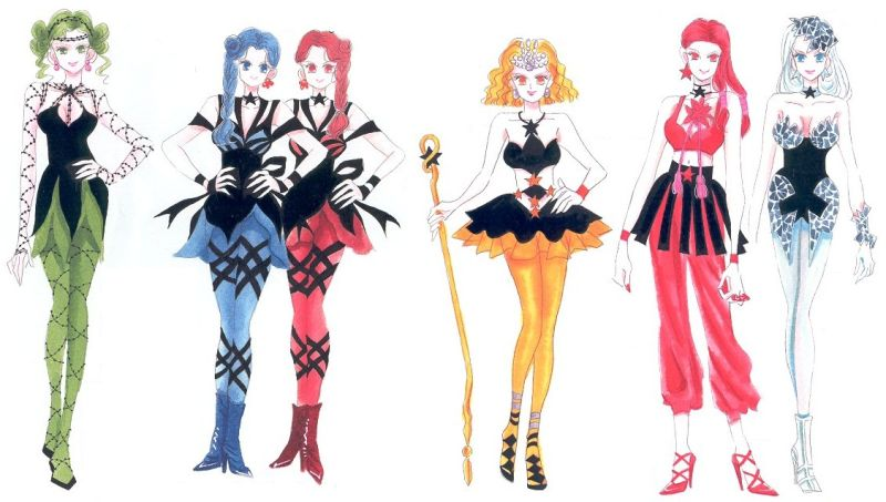 The Witches 5 -- All Six of Them