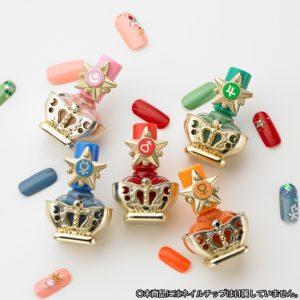 Inner Senshi Manicure Set