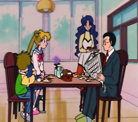 Does Usagi's Family Also Have a Moon Connection? | Tuxedo