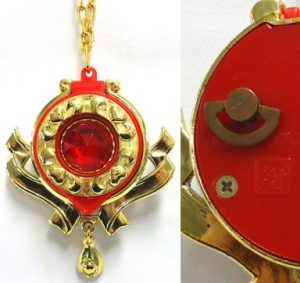 The Musical Pendant