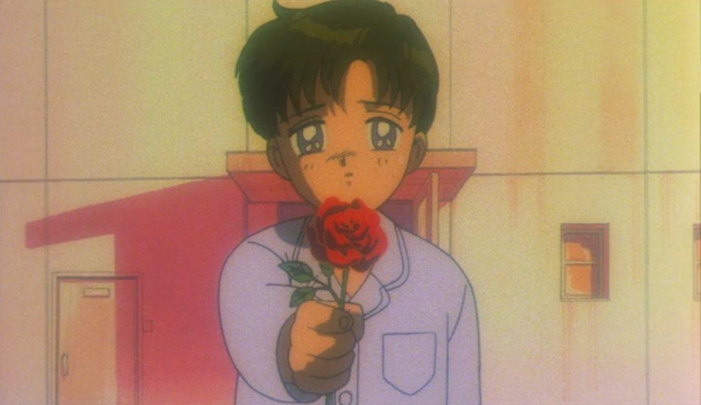 Kid Mamoru AND Haruka? Megumi Ogata's been hitting on Usagi for years...