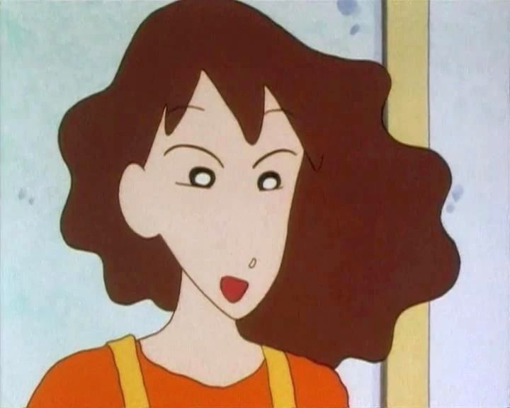 Misae Nomiya, mother to Shin-chan