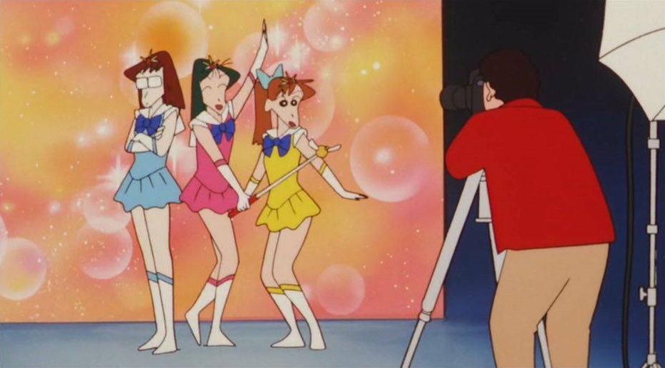 Left to right: Ageo-sensei, Matsuzaka-sensei, and Yoshinaga-sensei