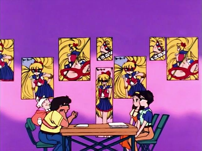 Think the Sailor Moon offices looked like this?