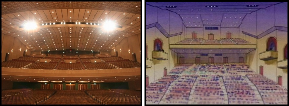 Hibiya Kokaido and the Ep 93 Concert Hall