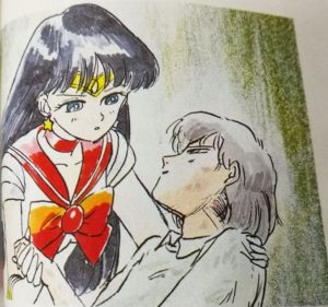 Basically Ranma 1/2 meets Sailor Moon