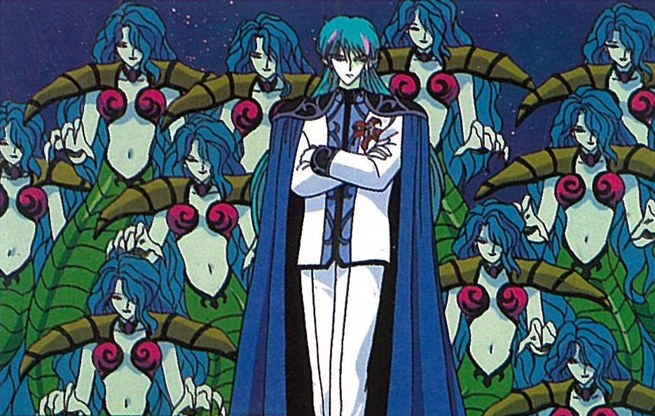 Fiore and his flower minions