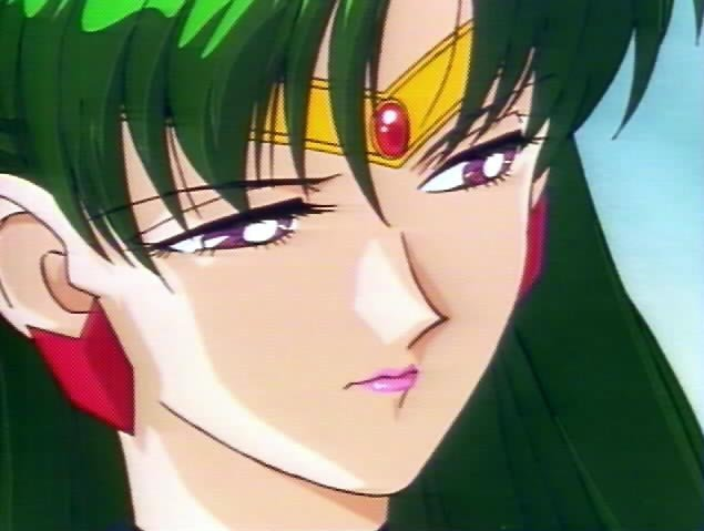Sailor Pluto* (*not actually a planetary Senshi)