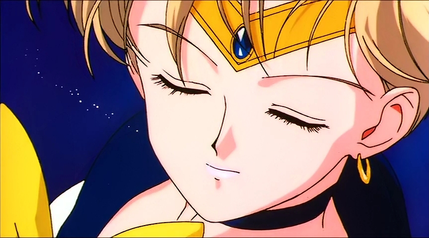 Sailor Uranus transformation