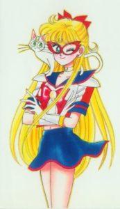 Sailor V!