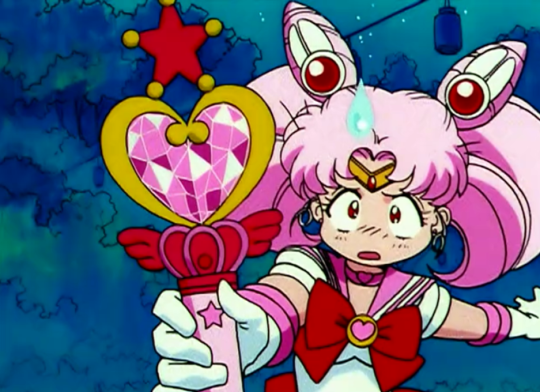 We're about to do some Sailor Crystal math here...