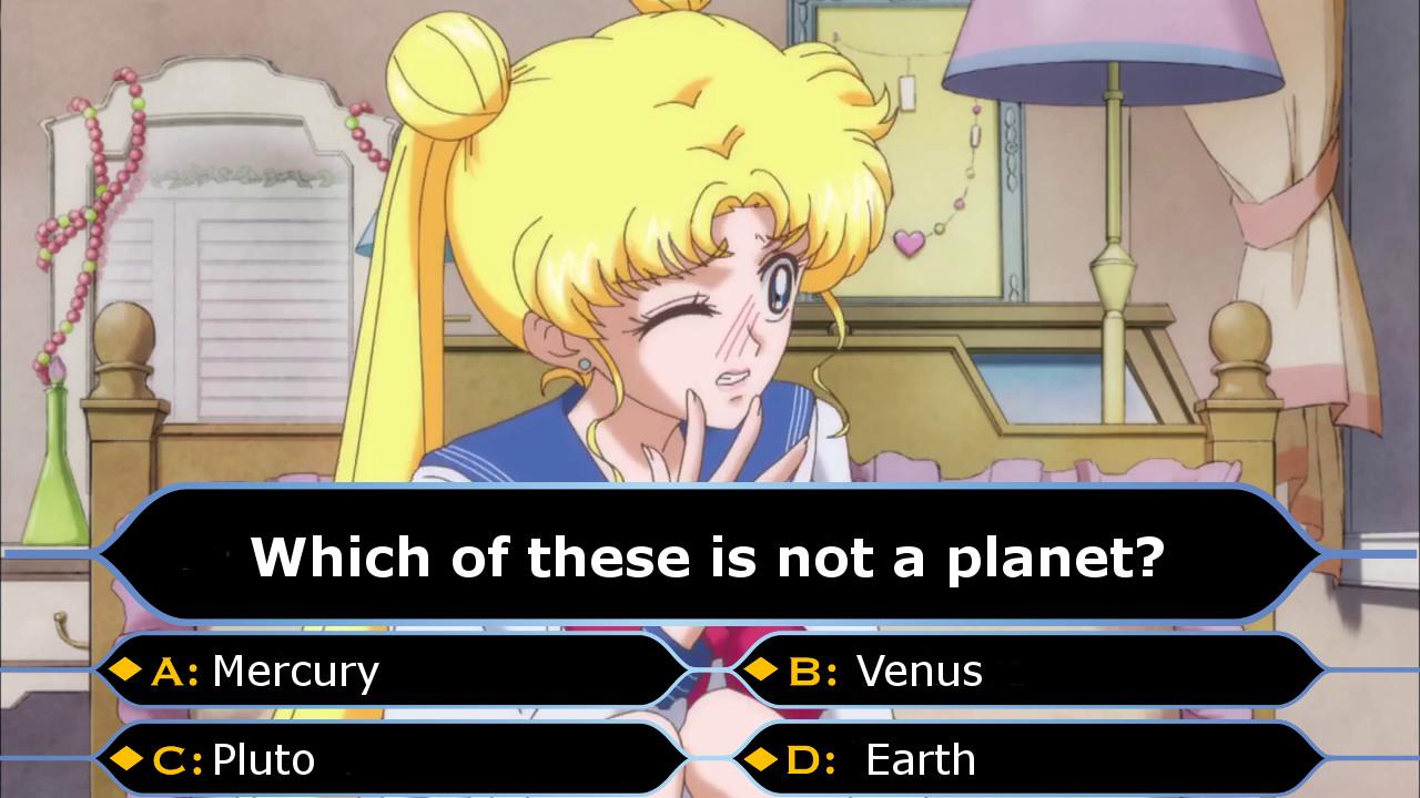 ... Earth?