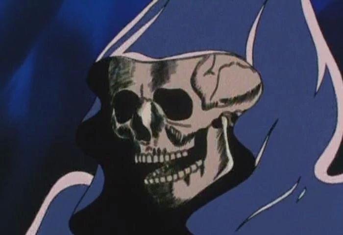 """My name's Wiseman, but my friends call me Death Phantom."""