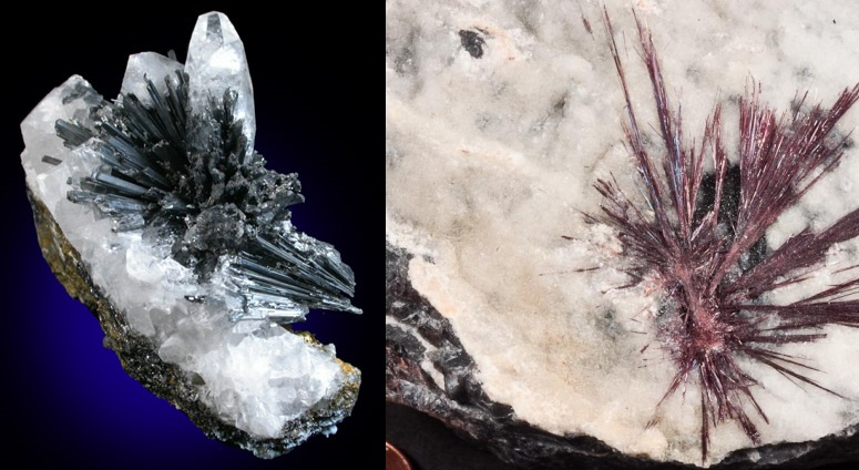 Bertherite and Kermisite