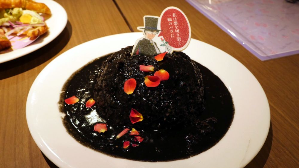 Tuxedo Mask's Black-as-Night Curry (1)