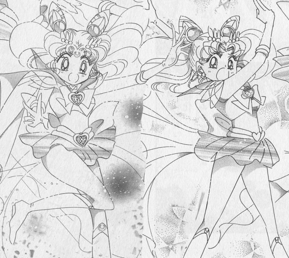Super Sailor ChibiMoon (Infinity & Dream)