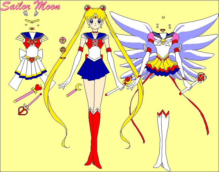 A Sailor Moon KiSS