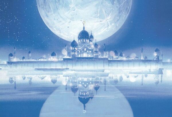The Silver Moon Castle Millennium Kingdom