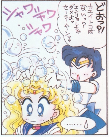 Sailor Mercury Panel 3