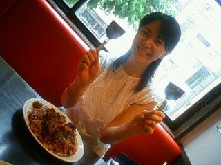 Ayako Mori (July 15, 2010)