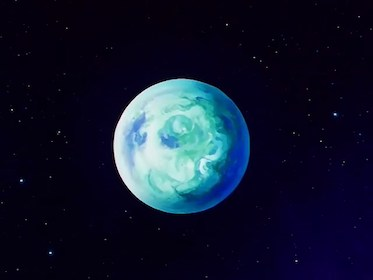 The Planet Who Shall Not Be Named