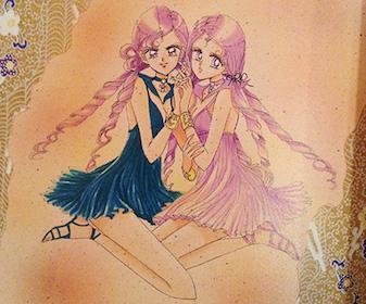 Sailor Lethe & Sailor Mnemosyne