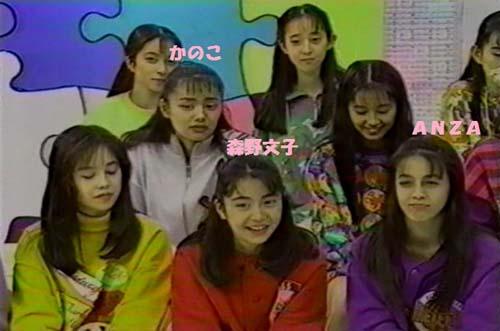 Sakurakko Club members Kanoko, Fumiko, and Anza