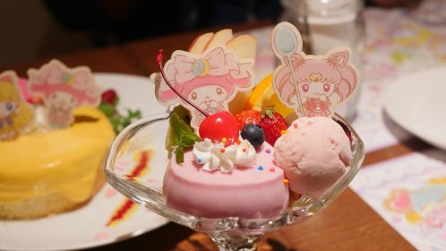 ChibiMoon & My Melody's Pudding à la Mode