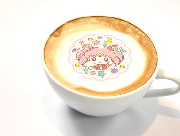 Sailor Moon x My Melody Hot Latte