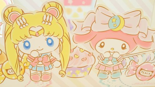 We bid farewell to the Sailor Moon x My Melody Café