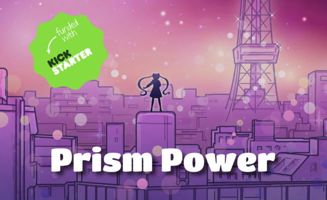 Prism Power: 173% Funded on Kickstarter and Counting!