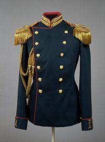 Uniform of Tsar Nicholas II of Russia