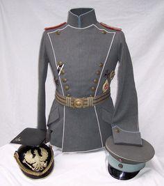 Uhlan naval uniform... maybe?