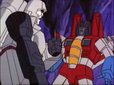 Why does Megatron put up with Starscream, anyway??