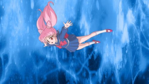 Sorry, back to ChibiUsa!