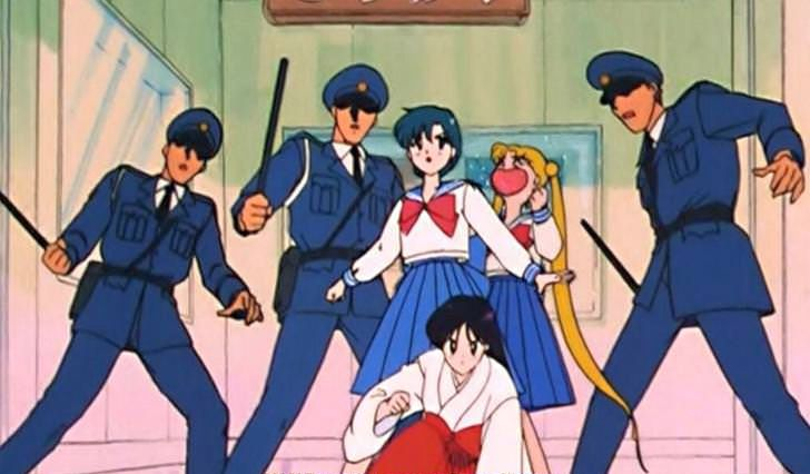 Sailor Sting & the Police