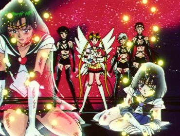 Much like Santa Claus, the Sailor Senshi stop existing if you don't believe in them