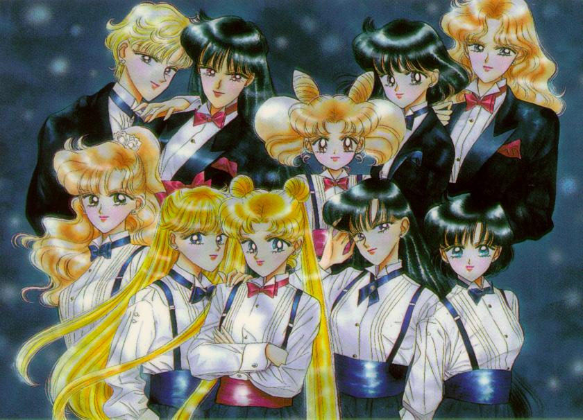The Sailor Tuxedos, however, must be canon