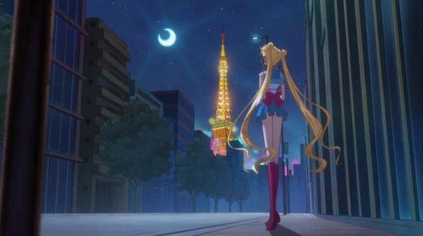 Perhaps you may be able to help solve a (Sailor Moon) mystery