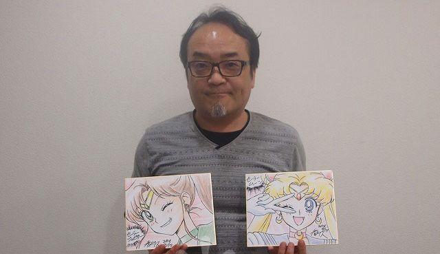 Animator Hisashi Kagawa
