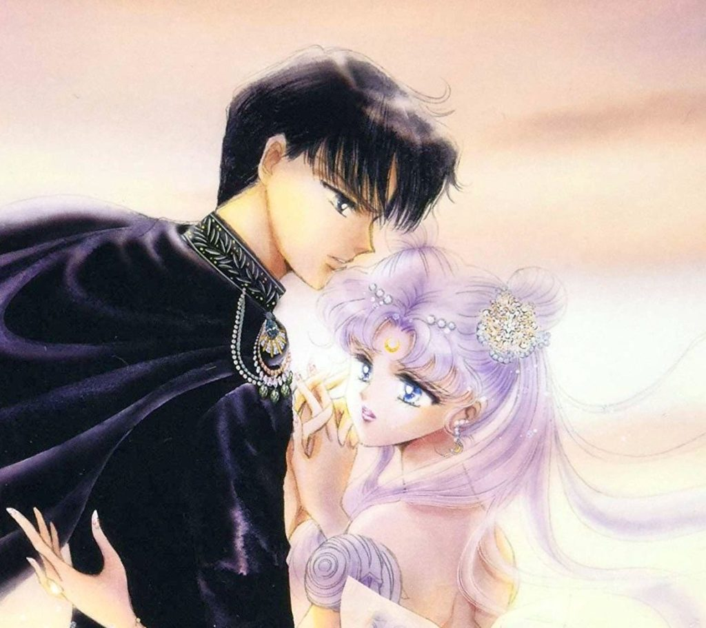 Prince Endymion and Princess Serenity