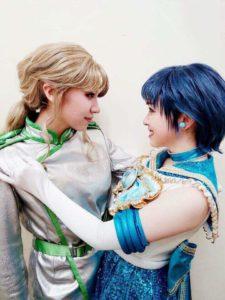 "Nogizaka46's ""Pretty Guardian Sailor Moon: The Musical"""